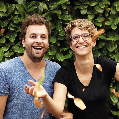 Hélène & David Bonhomme